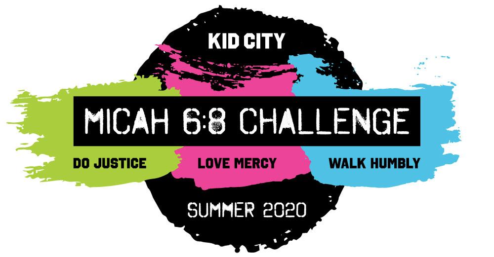 Micah 6:8 Challenge