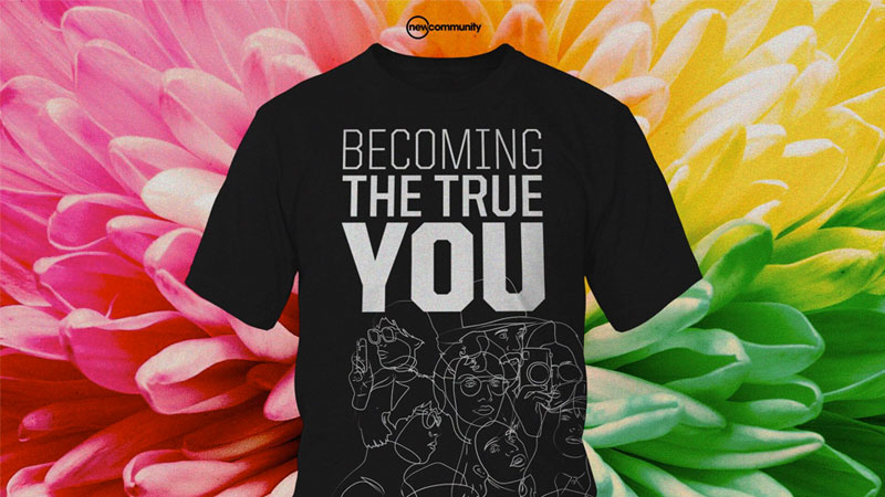 Becoming the True You
