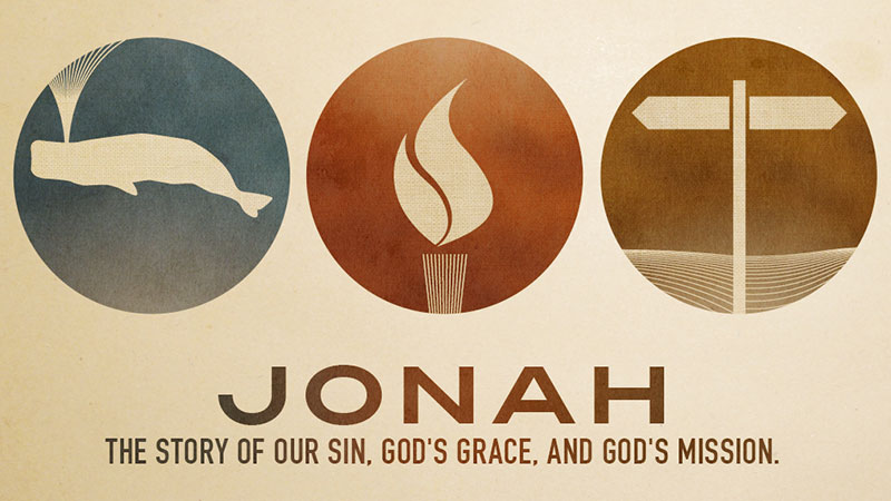 Jonah: The Story of Our Sin, God's Grace, and God's Mission.