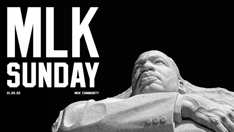 MLK Sunday