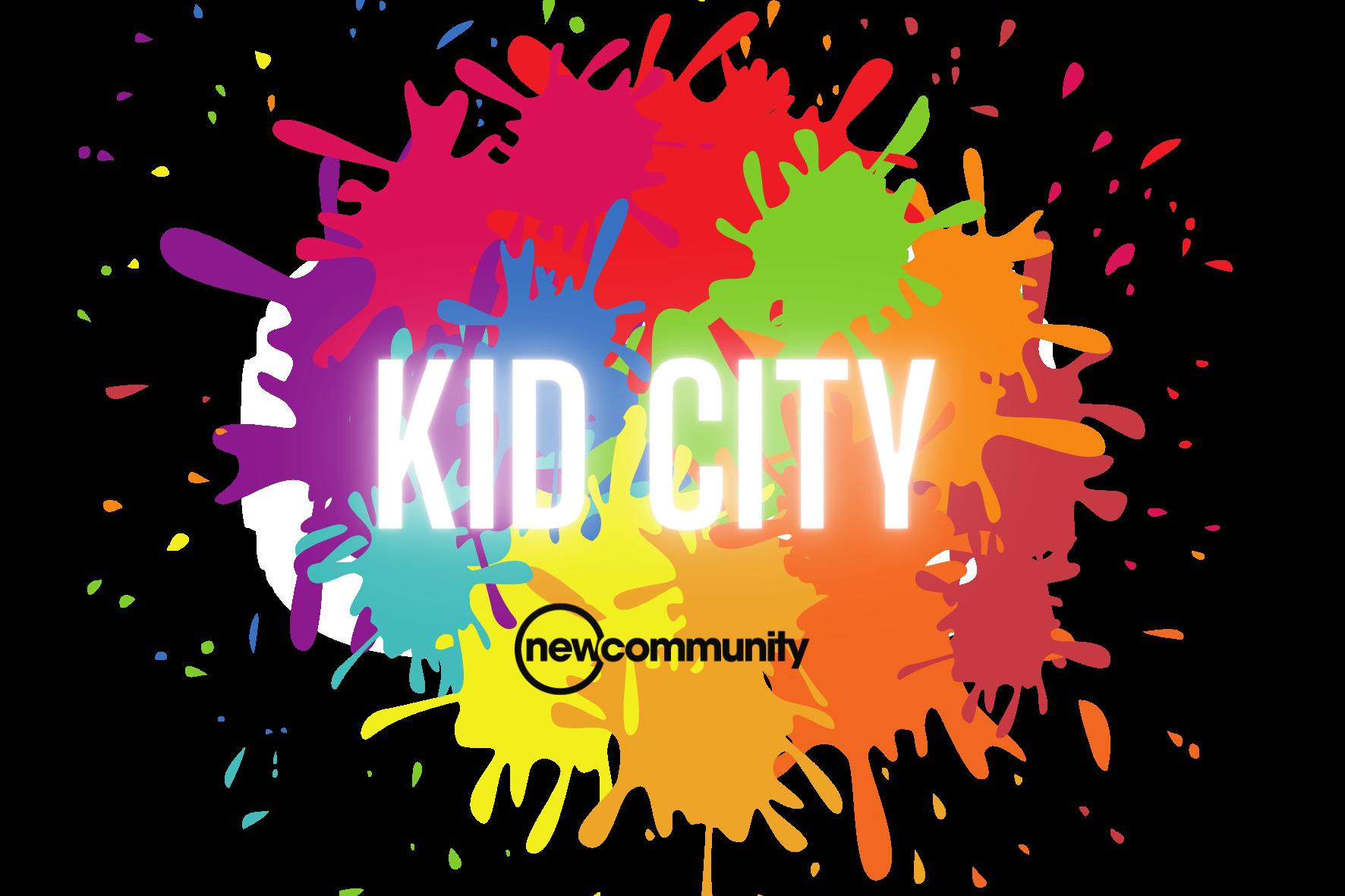 Kid City Sunday Zooms